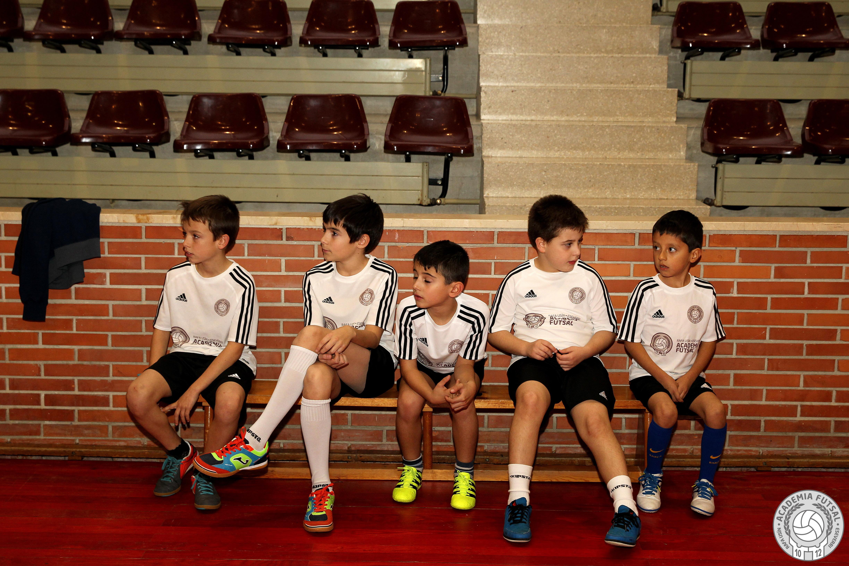 equipacion futbol sala academia futsal pamplona