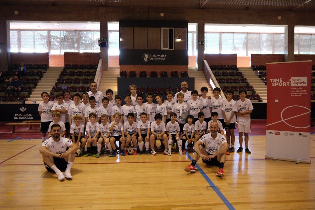 curso 2017-18 academia futsal
