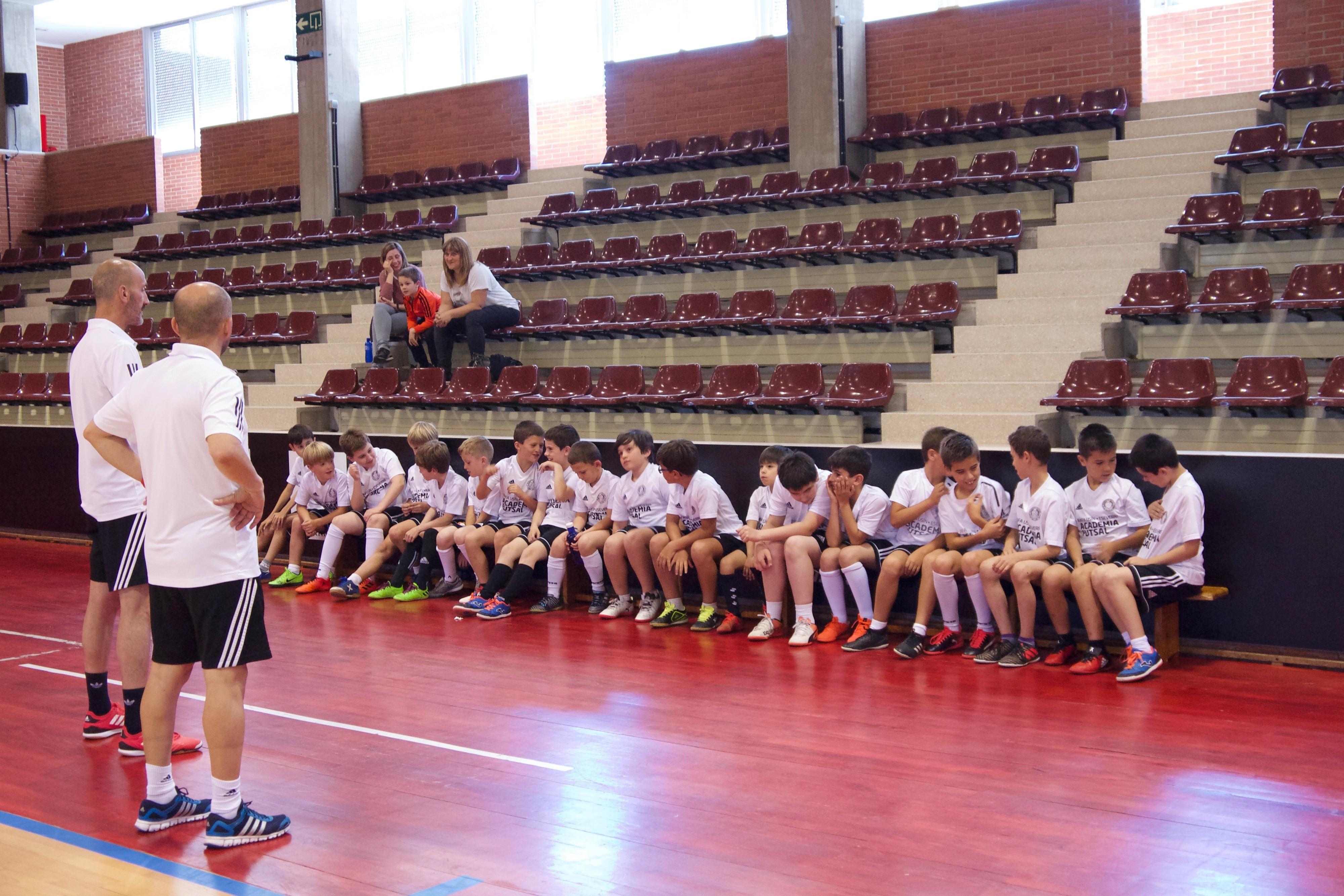 academia futsal pamplona