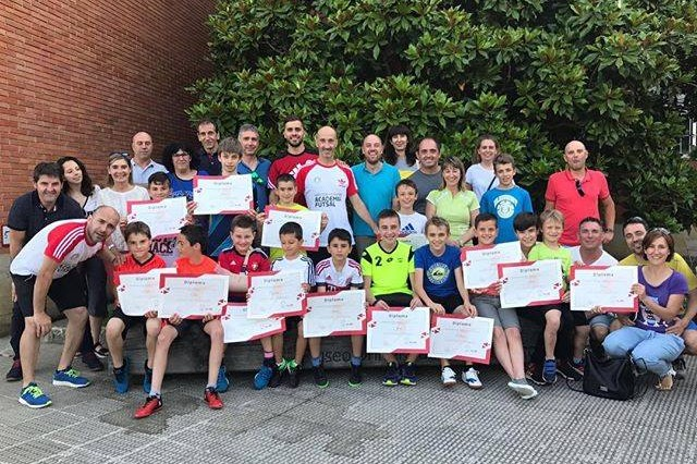 puertas abiertas academia futsal pamplona 2018
